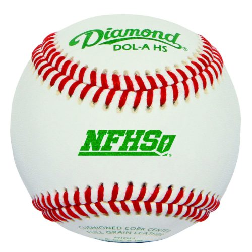 Diamond DOL-A HS Official League Leather Baseballs