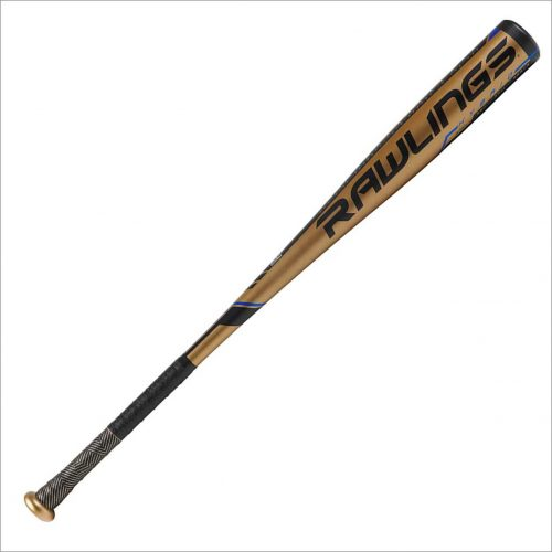 Rawlings Velo BBCOR (-3) BB9V3 Baseball Bat