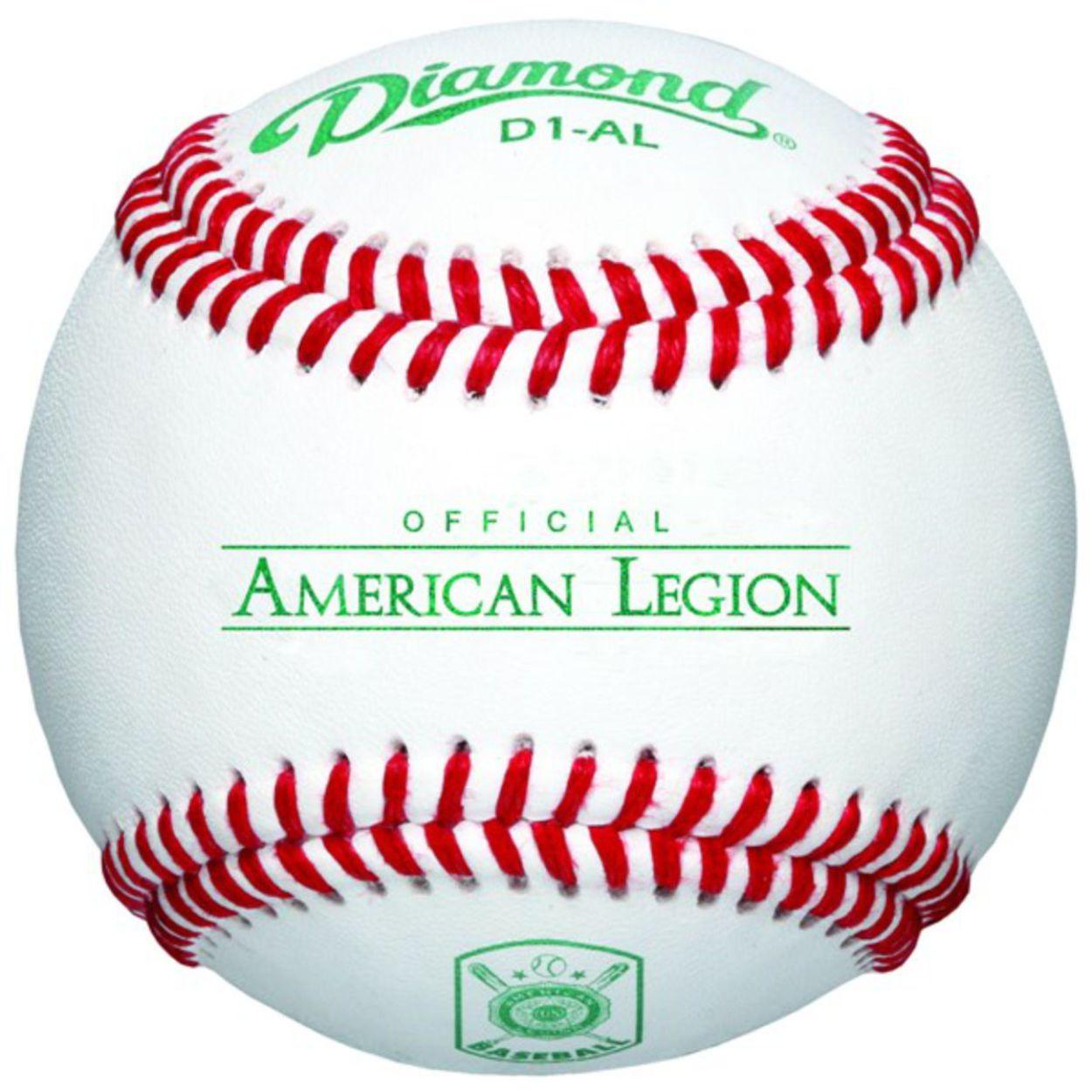 DIAMOND D1-AL EMBLEM AMERICAN LEGION BASEBALL