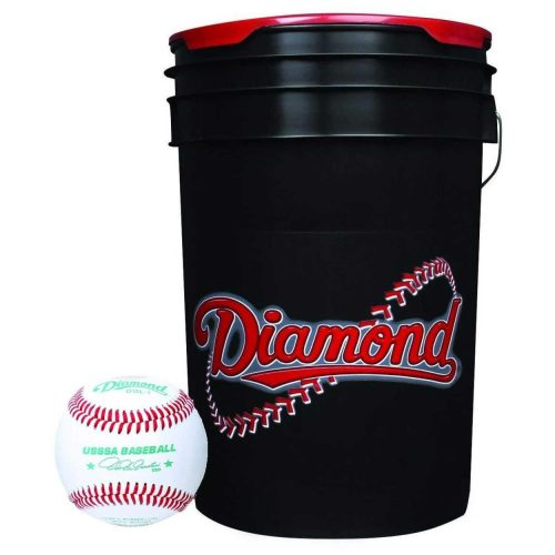 Baseball Ball Bucket Combo