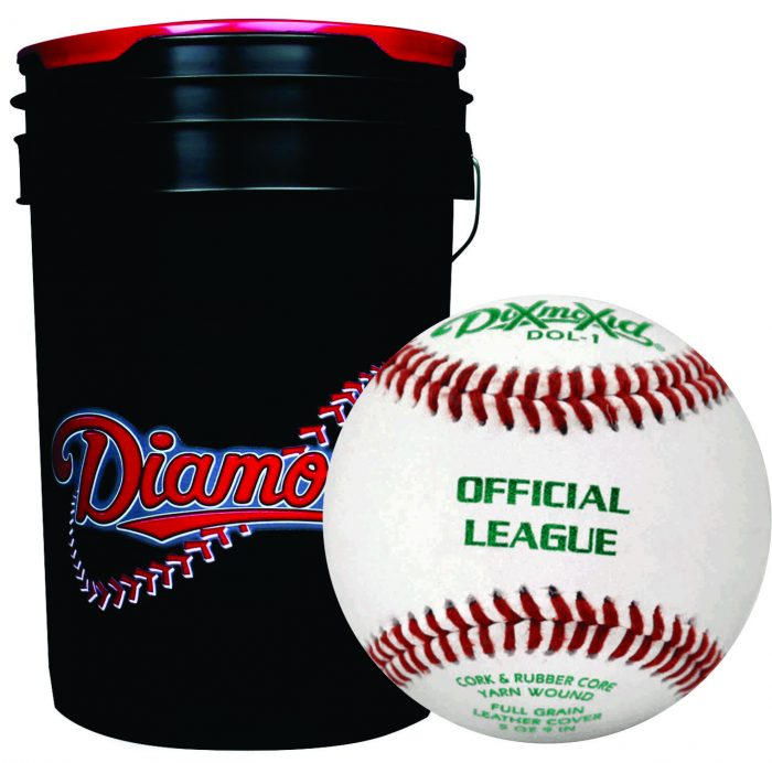 Rods_Sports_Diamond_Baseball_DOL-1_BLEM_Bucket