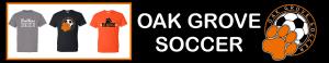Oak Grove Soccer Banner