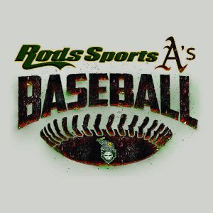 Rods As Baseball