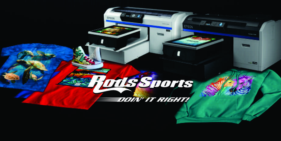 Rods Sports Mobile Image DTG
